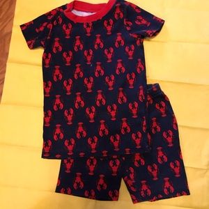 4t Gymboree pj set